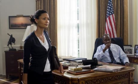 Thandie Newton as Laura Wilson