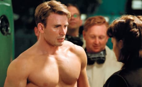 Chris Evans Beefcake