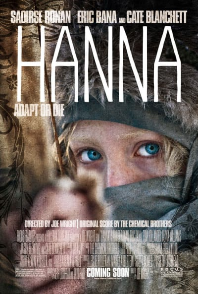 Hanna Official Poster
