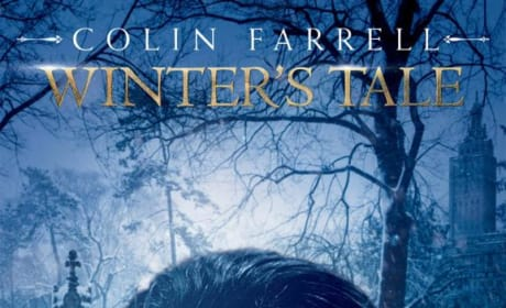 Winter's Tale Colin Farrell Poster