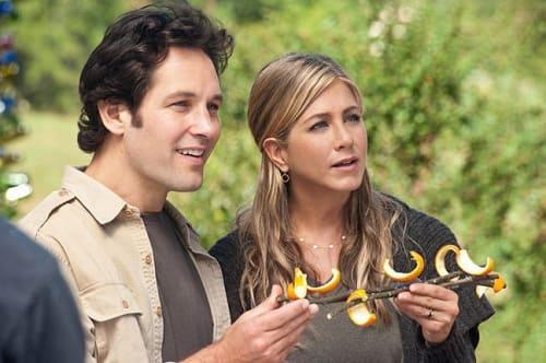 Jennifer Aniston and Paul Rudd in Wanderlust