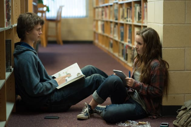 Ansel Elgort Says Much With Little