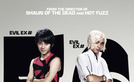 Scott Pilgrim Banner- Evil Ex #5 and 6