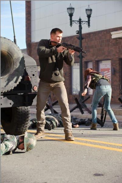 Chris Hemsworth Red Dawn