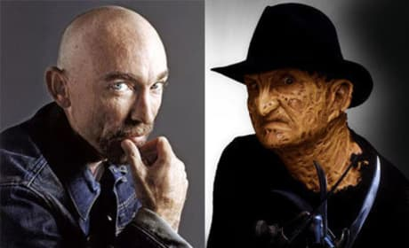Jackie Earle Haley Signs on for Trio of Nightmare on Elm Street Movies