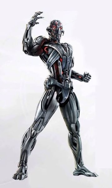 Ultron Will Look Like This