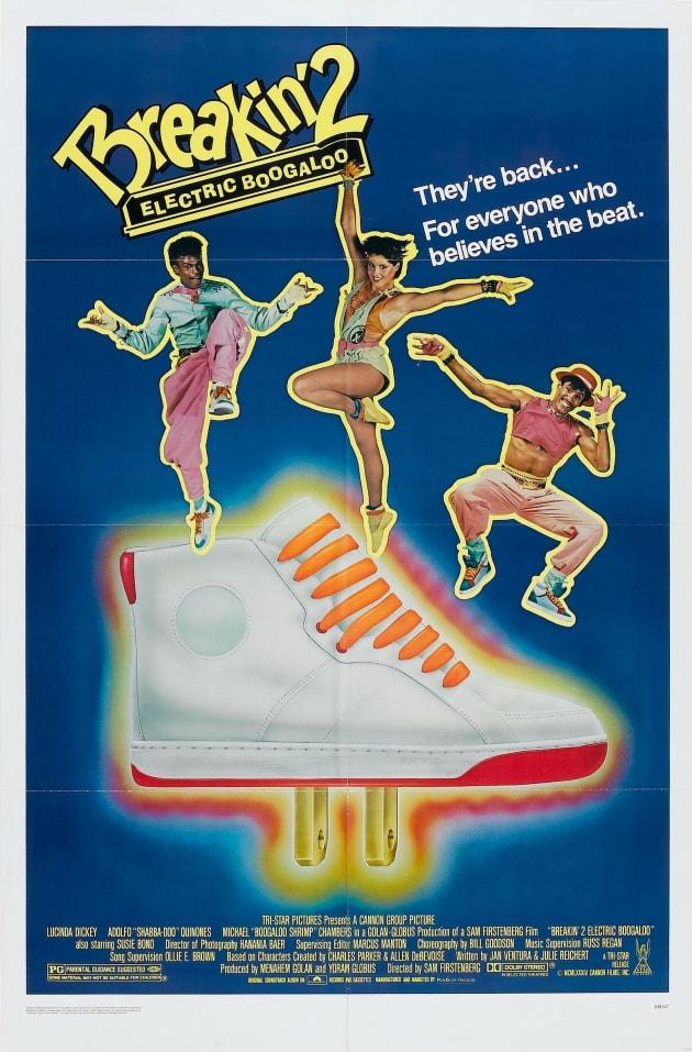 Breakin 2: Electric Boogaloo Poster