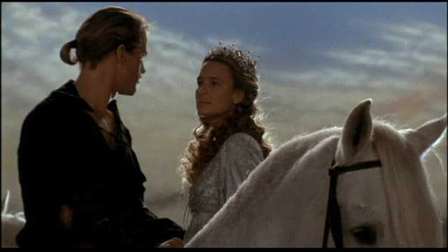 Cary Elwes Robin Wright The Princess Bride