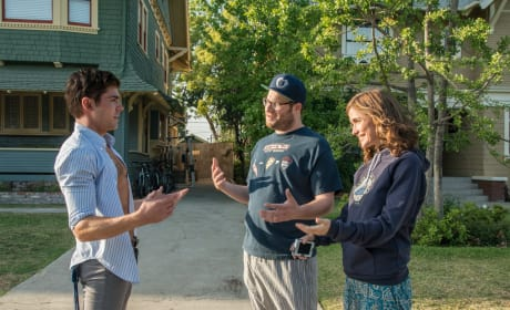Neighbors Zac Efron Rose Byrne Seth Rogen