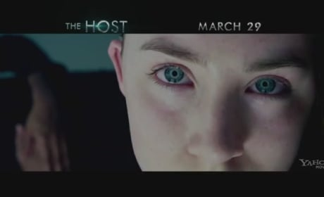 The Host Trailer: The Eyes Have It
