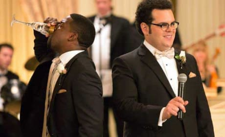 The Wedding Ringer Josh Gad Kevin Hart