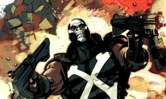 Crossbones from Marvel Comics