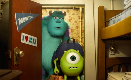 Billy Crystal and John Goodman Monsters University