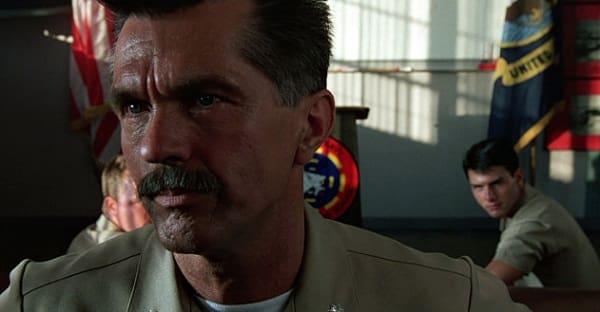 Tom Cruise Tom Skerritt Top Gun