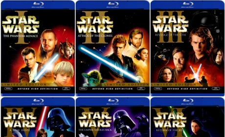 Star Wars Finally Announced for Release on Blu-Ray