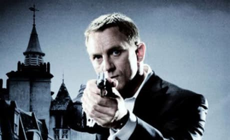 Bond 22 to be Titled Quantum of Solace