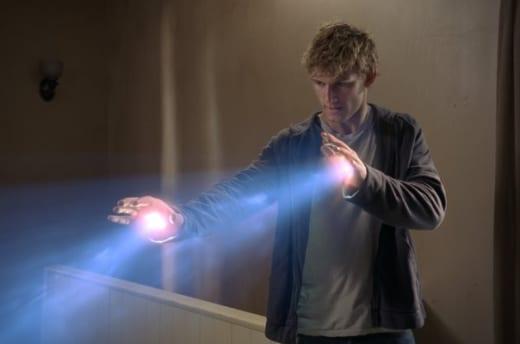 John Discovers His Powers
