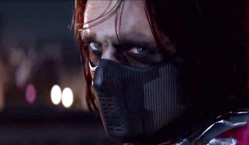 Sebastian Stan Stars in Captain America: The Winter Soldier
