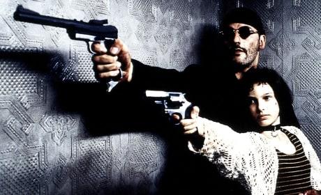 The Professional Jean Reno Natalie Portman