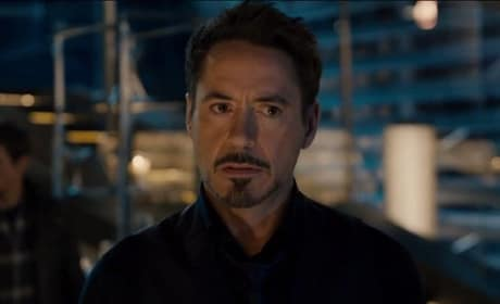 Tony Stark Avengers Age of Ultron
