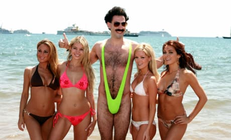 Take That, Borat!