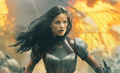Jaimie Alexander Thor: The Dark World