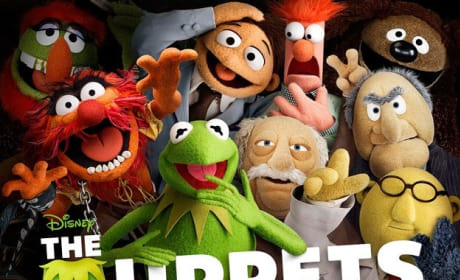 New International Poster for The Muppets Hits