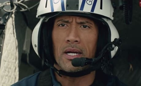 Dwayne Johnson San Andreas Photo