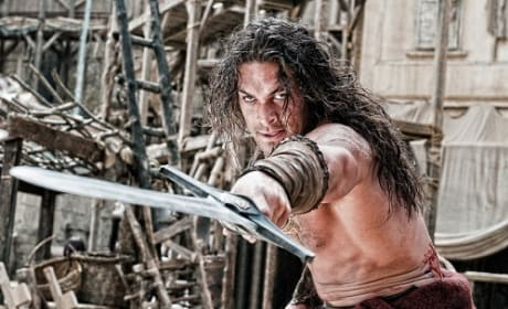 Jason Momoa is Conan the Barbarian