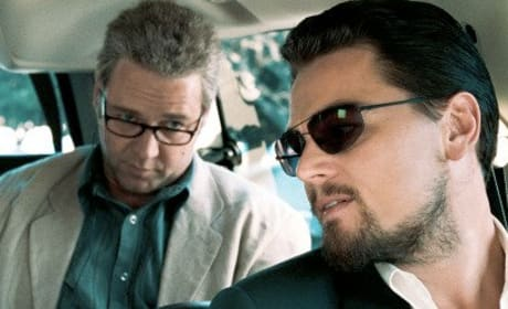 Russell Crowe and Leonardi DiCaprio Uncover Body of Lies