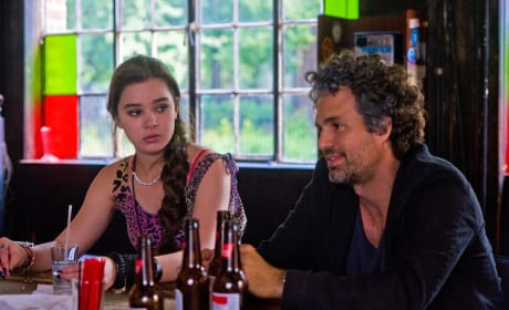 Begin Again Mark Ruffalo Hailee Steinfeld