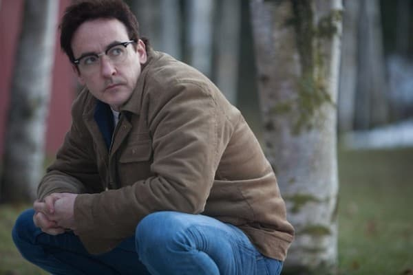 Frozen Ground Still: Cusack Crouching
