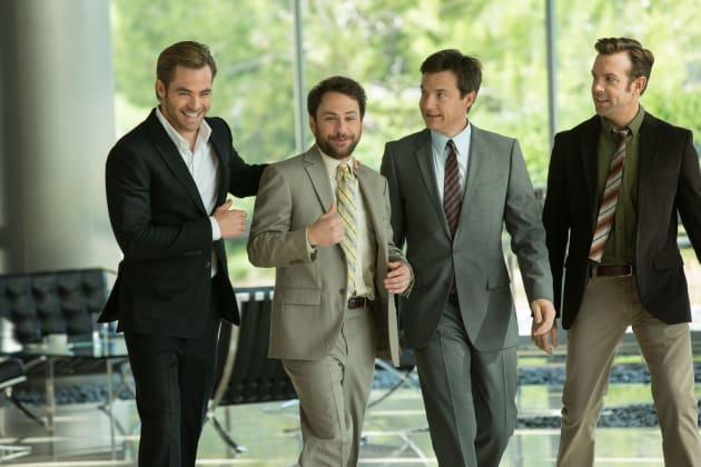 Horrible Bosses 2 Charlie Day Chris Pine Jason Sudeikis