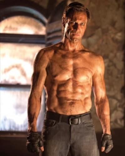 I, Frankenstein Aaron Eckhart