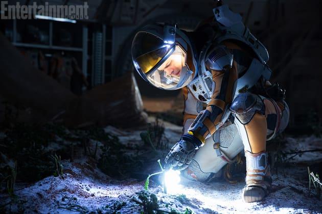 Matt Damon The Martian