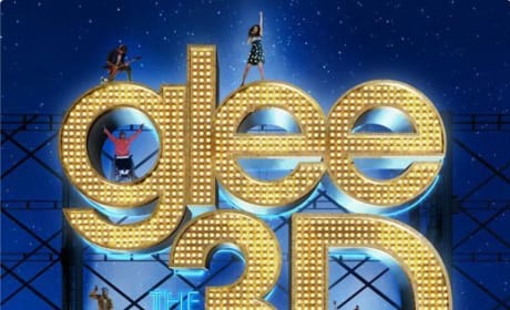 Glee 3D Tickets Onsale Starting Today - Special Gleek Screening!