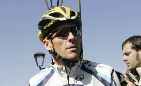 Lance Armstrong Doping Movie Already in the Works