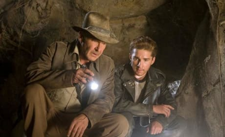 More Movie Stills from Indiana Jones and the Kingdom of the Crystal Skull