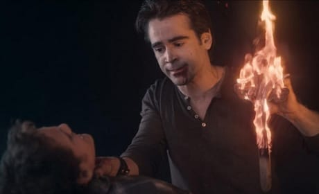 Colin Farrell Shows His Fangs in Fright Night: The Movie Fanatic Interview