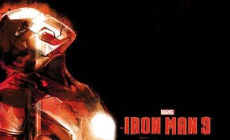 Iron Man 3 IMAX Midnight Poster