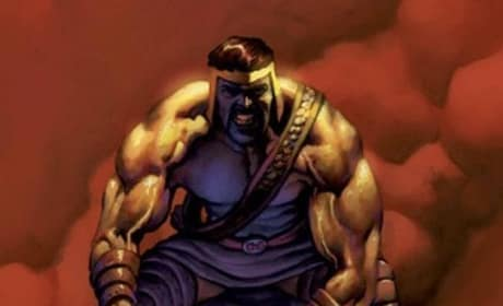 Coming to the Big Screen: Hercules!