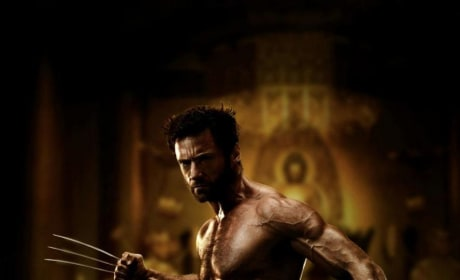 The Wolverine: First Photo of Hugh Jackman