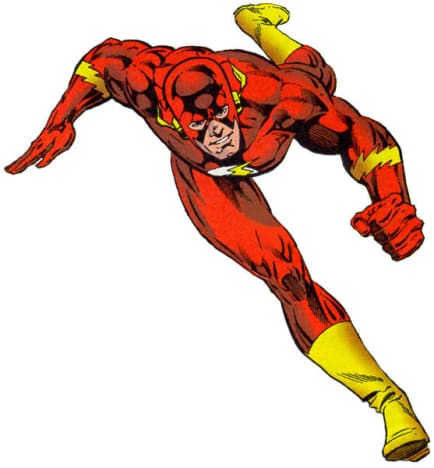 The Flash to Be Dirty and Sexy