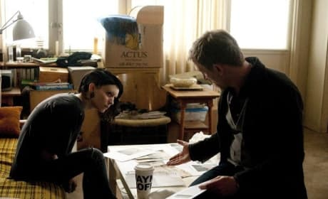 The Girl with the Dragon Tattoo: Eight Minutes Seen!