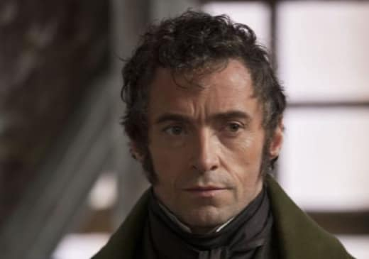 Hugh Jackman Les Miserables