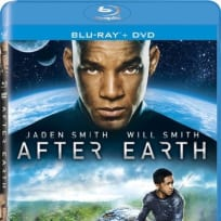 After Earth Blu-Ray/DVD Combo Pack