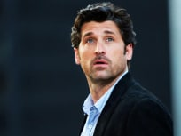 Beautiful Patrick Dempsey Looks Surprised