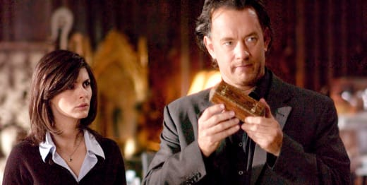 The Da Vinci Code Tom Hanks