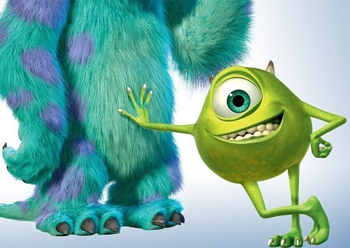 Mike from Monsters Inc.