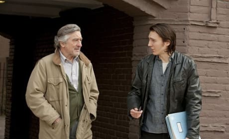 Being Flynn Exclusive: Paul Dano Dishes De Niro